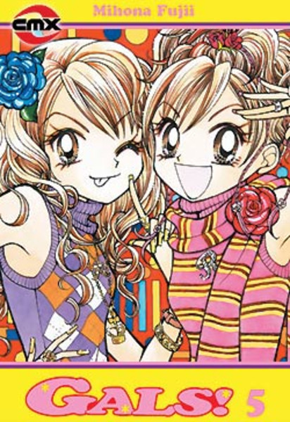 Gals! Manga Volume 5