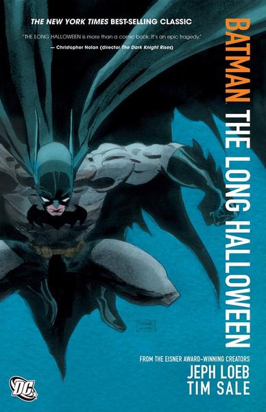 Batman The Long Halloween Graphic Novel