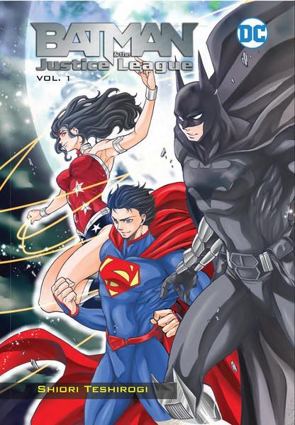 Batman and the Justice League Manga Volume 1