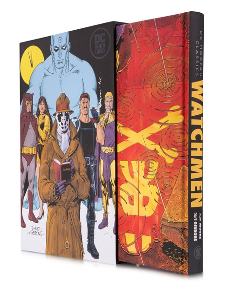 Watchmen DC Modern Classics Edition Graphic Novel (Hardcover)