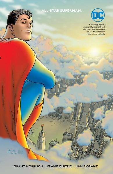 All-Star Superman Graphic Novel