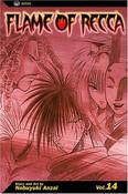 Flame of Recca Manga Volume 14