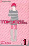 Tokyo Boys & Girls Manga Volume 1