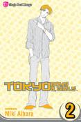 Tokyo Boys & Girls Manga Volume 2