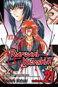 Rurouni Kenshin Manga Volume 21