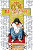 Death Note Manga 02