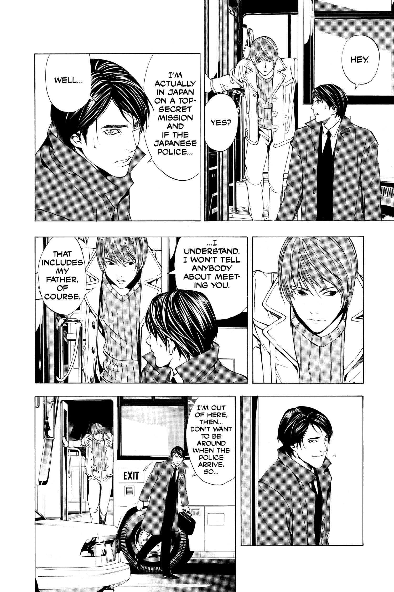Death note manga volume 2 - Manga death note ...