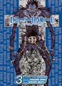 Death Note Manga Volume 3