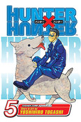 Hunter X Hunter Manga Volume 5