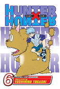 Hunter X Hunter Manga Volume 6