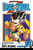 Dragon Ball Z Manga Volume 24