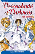 Descendants of Darkness Manga Volume 10