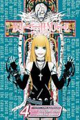 Death Note Manga Volume 4