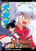 Inu Yasha Ani-Manga Volume 14 (Color)