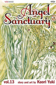 Angel Sanctuary Manga Volume 13