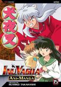 Inu Yasha Ani-Manga Volume 15 (Color)