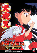 Inu Yasha Ani-Manga Volume 18 (Color)