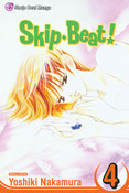 Skip Beat! Manga Volume 4