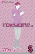 Tokyo Boys & Girls Manga Volume 5