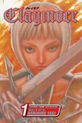 Claymore Manga Volume 1