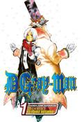 D.Gray-man Manga Volume 1