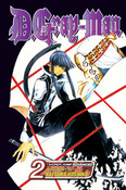 D.Gray-man Manga Volume 2