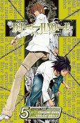 Death Note Manga Volume 5