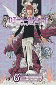 Death Note Manga Volume 6