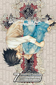 Death Note Manga Volume 7