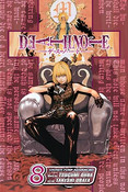 Death Note Manga Volume 8