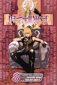 Death Note Manga Volume 8