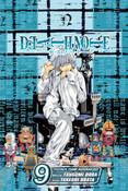 Death Note Manga Volume 9