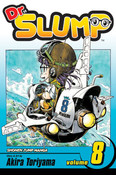 Dr. Slump Manga Volume 8