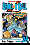 Dragon Ball Z Manga Volume 26