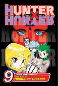 Hunter X Hunter Manga Volume 9