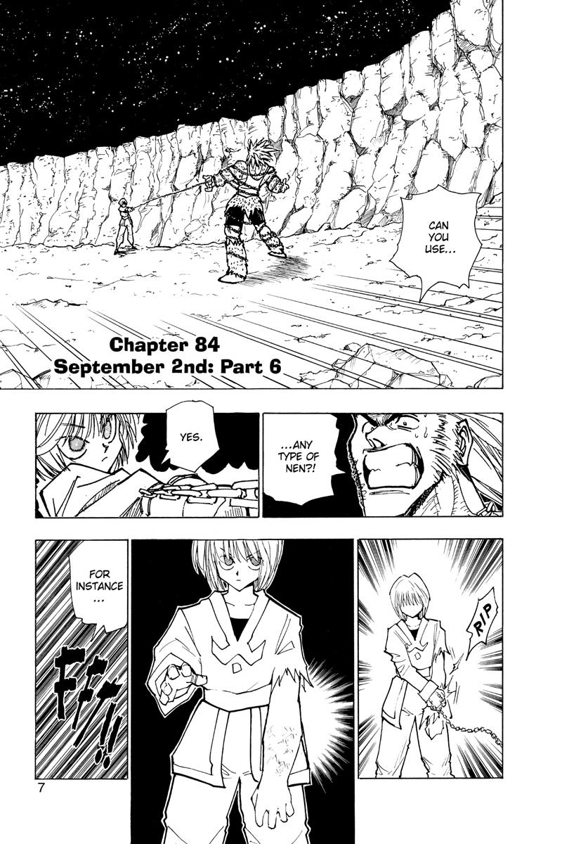 Hunter X Hunter Manga Volume 10
