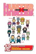 Hunter X Hunter Manga Volume 12