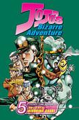 JoJo's Bizarre Adventure Manga Volume 5