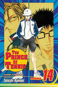 Prince of Tennis Manga Volume 14