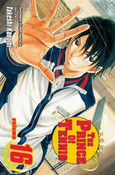 Prince of Tennis Manga Volume 16