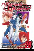 Rurouni Kenshin Manga Volume 26