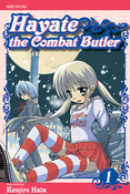 Hayate the Combat Butler Manga Volume 1