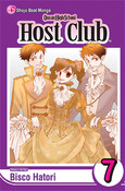 Ouran High School Host Club Manga Volume 7