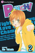 Punch! Manga Volume 2