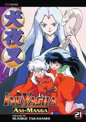Inu Yasha Ani-Manga Volume 21 (Color)