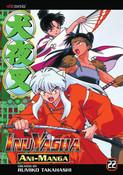 Inu Yasha Ani-Manga Volume 22 (Color)