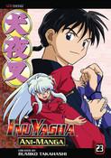 Inu Yasha Ani-Manga Volume 23 (Color)