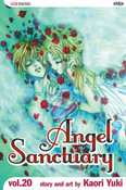 Angel Sanctuary Manga Volume 20