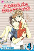 Absolute Boyfriend Manga Volume 4