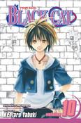 Black Cat Manga Volume 10